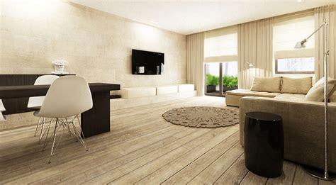 natural wood flooring interior design ideas