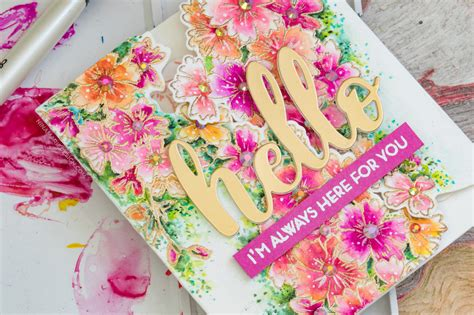 Maybe you would like to learn more about one of these? Gatefold Watercolor Floral Card + Altenew's Watercolor Release | Nina-Marie Design