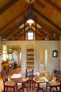Beautiful Small House With Loft by Beautiful 480 Sq Ft Prefab Cabin With Screened Porch