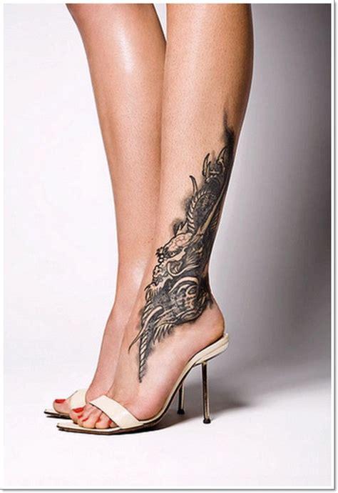 fantasticos tatuajes  el tobillo