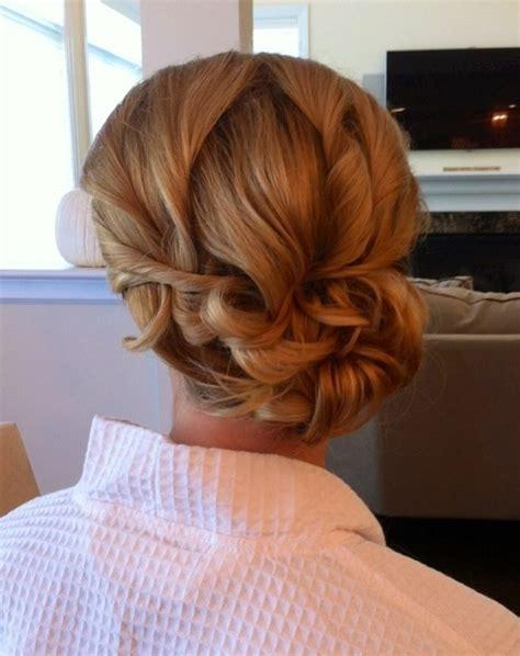 hair side bun styles fryzury ślubne p 243 łdługie włosy fryzury ślubne 8388