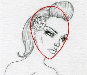 The Fantasy Art of Nikki Burnette: How I Draw Faces