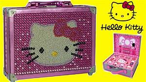 Hello Kitty Special Edition Cosmetic Case Makeup Box for ...