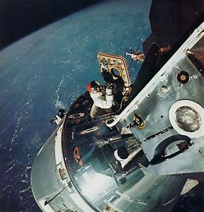 Relive Apollo 9's Moon Lander Test 45 Years Ago Through ...
