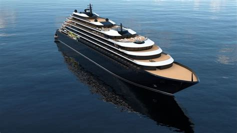 Yacht Cruises by Ritz Carlton Launches Luxury Yacht Style Cruise Line Fox