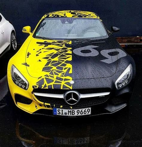 Love Or Hate These Crazy Paint Jobs On Expensive Cars? On