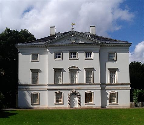 Hill House - marble hill house