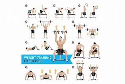 Dumbbell Exercises Weight Training