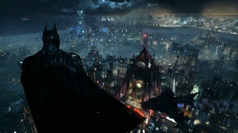 wallpaper engine short version batman arkham knight