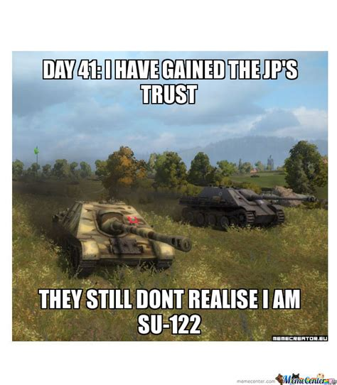 World Of Tanks Memes - world of tanks by marstonfan94 meme center