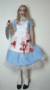 Horror Alice Im Wunderland Halloween Make Up Styling