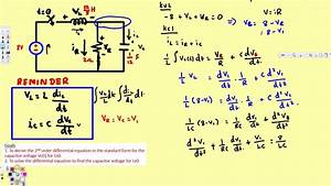 Circuits 1   Second Order Circuits   Circuit Analysis