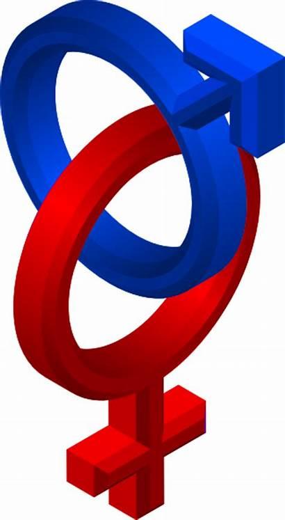 Clip Female Male Symbol Symbols Clipart Cliparts
