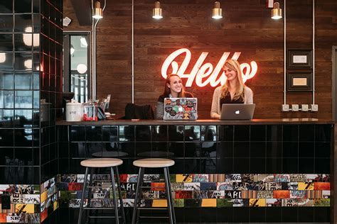 A Tour of WeWork   LoHi   Officelovin'