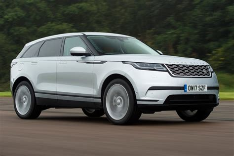 Review Land Rover Range Rover Velar by Range Rover Velar 2 0 Diesel 2017 Review Auto Express