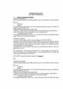 Documents Pour Compromis De Vente : compromis de vente t l chargement gratuit documents pdf word et excel ~ Gottalentnigeria.com Avis de Voitures