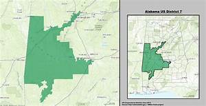 Alabama's 7th congressional district - Wikipedia