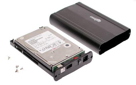 Porta Disk Interno - black esata usb 2 0 sataii enclosure