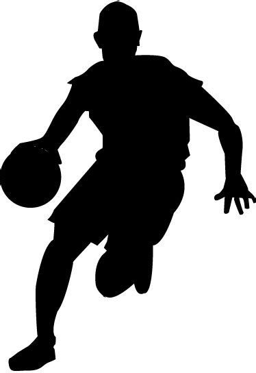 image result  basketball silhouettes   boys