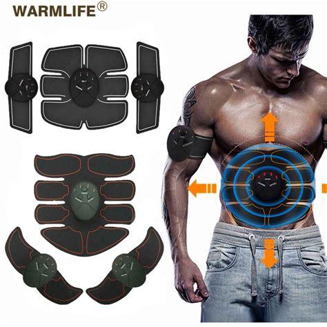 EMS Wireless Muscle Stimulator Trainer Smart Fitness