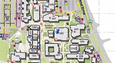 campus map curtin makerspace
