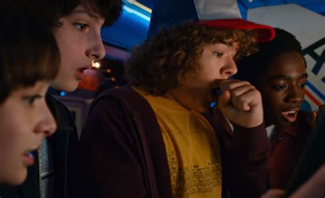 The thrilling new trailer for Stranger Things 2 is loaded ...