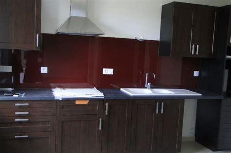 cr馥r sa cuisine ikea credence verre pour cuisine maison design bahbe com