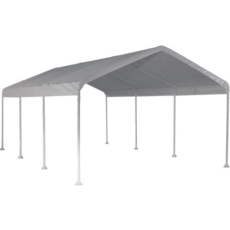 shelterlogic super max commercial outdoor canopy ftl  ftw  ft inh model