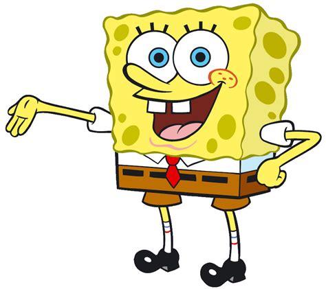 cartoon transparent spongebob transparent png stickpng