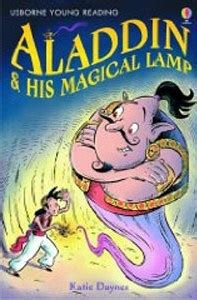 aladdin  magical lamp  katie daynes