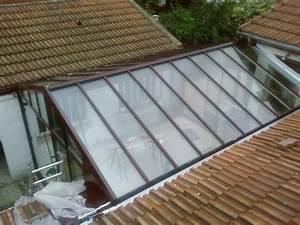 Toit En Verre Prix : defi m tallerie mise en place de toitures de v randas ~ Premium-room.com Idées de Décoration