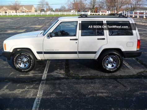 sports jeep cherokee 2000 jeep cherokee sport 4 door 4x4 4 0 a drive