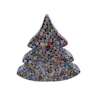 arboles de navidad en carrefour 193 rbol de navidad de papel reciclado las mejores ofertas de carrefour