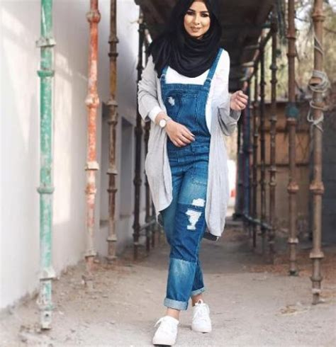 beautiful hijab outfits  trendy girls