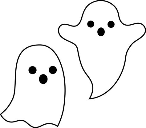 spooky halloween spirits blogdailyherald cute ghost