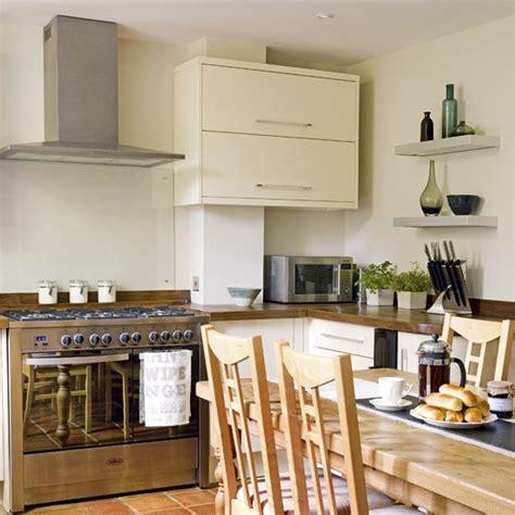 Decorating Ideas Kitchen Diner by Neutral Kitchen Diner Kitchens Decorating Ideas