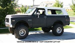1969-1972 Chevy Truck 4x4 K10    K20