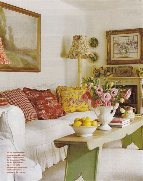 country cottage decorating hydrangea hill cottage country cottage in reds and