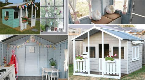 cubby house paint scheme s design tips aarons outdoor