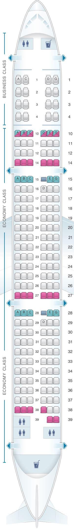 plan des sieges airbus a320 plan de cabine airlines airbus a321 seatmaestro fr
