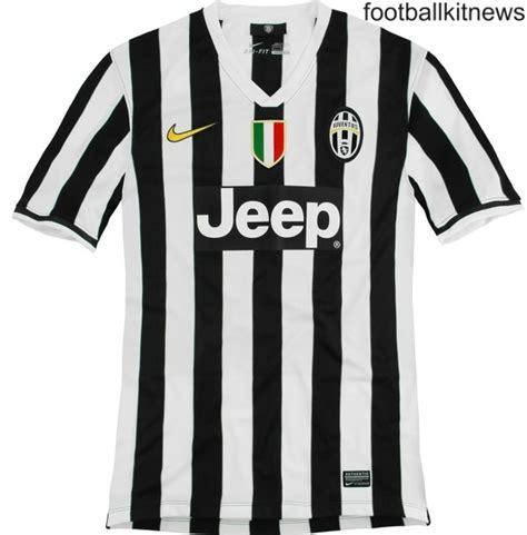 New Juventus Home Kit 2013-2014- Nike Juve Home Shirt 13 ...