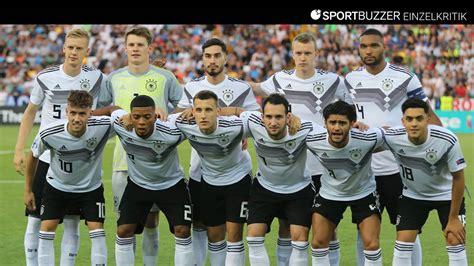 Hier findest du infos zu den spielern und trainern des teams. Deutschland in Noten: Die U21-Nationalmannschaft in der Einzelkritik gegen Spanien - Sportbuzzer.de