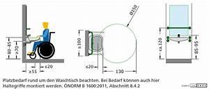 Behindertengerechtes Bad Maße : behinderten waschtisch masse ~ A.2002-acura-tl-radio.info Haus und Dekorationen