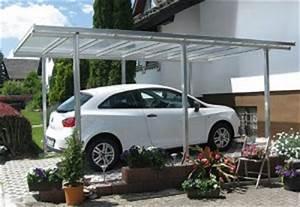 Carport Aluminium Bausatz : exclusiv carports carport bausatz ~ Orissabook.com Haus und Dekorationen