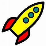 Rocket Icon Clipart Ship Clip Svg Toy