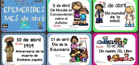 Efemérides Mayo – Imagenes Educativas