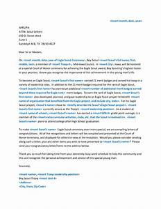 eagle scout recommendation letter letter of recommendation With eagle letters