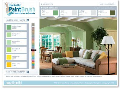 paint brush color selection made easy 205 best color combination for decorating images on