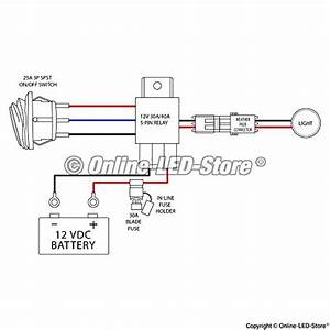 Lamphus Wiring Harness  U2013 Auto Parted