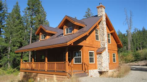 Pan Abode Cedar Homes, Custom Cedar Homes And Cabin Kits